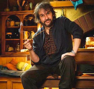 Il regista Peter Jackson