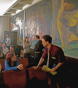 Tolkien Seminar a Jena nel 2010
