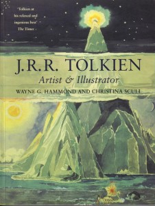 Copertina JRR Tolkien Artist and Illustrator