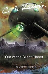 """Copertina Usa di """"Lontano dal pianeta silenzioso"""""""