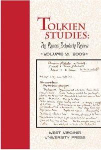 Volume 8 dei Tolkien Studies