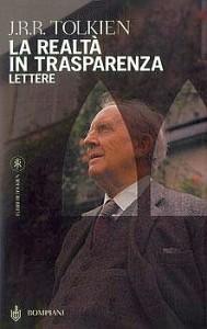 """Libro: copertina """"La realtà in trasparenza – Lettere 1914-1973"""""""