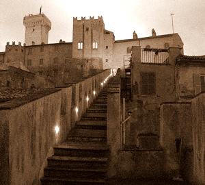 Castello Savelli a Palombara Sabina