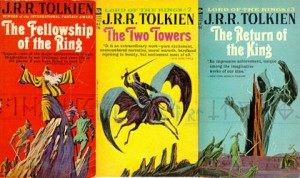 Edizione pirata per la Ace Books di The Lord of the Rings del 1965