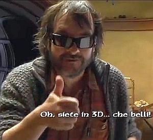 Peter Jackson in 3D