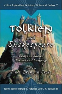 """""""Tolkien and Shakespeare"""" di Janet Brennan Croft"""