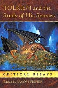 """Copertina del libro """"Tolkien and the Study of His Sources"""" di Jason Fisher"""