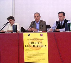 Un momento del convegno di Modena