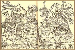 Disegno di Antoine de La Sale (1420)