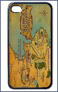 iPhone 4 Terra di Mezzo