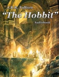 Audiolibro dello Hobbit per iPad
