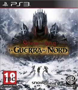 """Videogioco """"Il Signore degli Anelli: la Guerra del Nord"""""""
