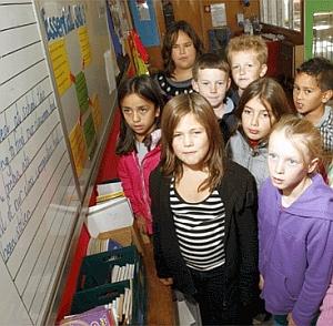 I bambini e la scuola