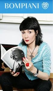 Elisabetta Sgarbi, direttore editoriale Bompiani
