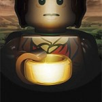 """Frodo testimonial di """"The Lord of the Rings"""" della Lego"""