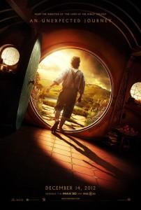 "Film: Locandina ""Lo Hobbit: Un Unexpected Journey"""