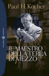 Copertina libro &quot;Maestro della Terra di Mezzo&quot; di Paul H. Kocher