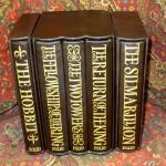 """Libro: edizione """"The Folio Society"""" delle opere di J.R.R. Tolkien"""