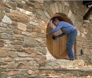 Case Hobbit: la dimora di Peter Archer a Southern Penn