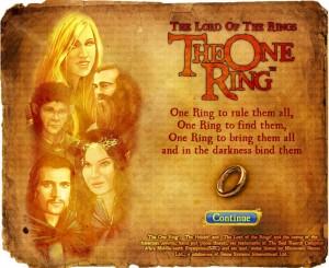 Videogioco: OneRing su Fa
