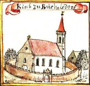 Il villaggio medievale Niemyslowice