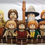 Lord of the Rings: modellini della Lego