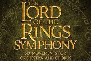 Sinfonia del Signore degli Anelli Howard Shore