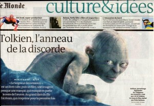 Articolo su Le Monde