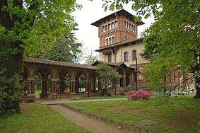 Villa Pomini a Castellanza (Va)