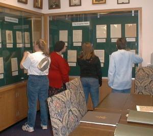 Mostre: Marquette University, mostra permanente delle opere di J.R.R. Tolkien