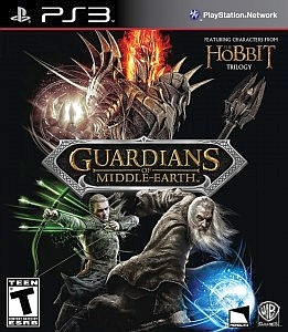 Videogioco: Guardians of the Middle-earth