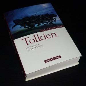 """Libro: """"Dictionnaire Tolkien"""" di Vincent Ferré"""