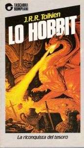 Libro: Lo Hobbit tascabile Bompiani