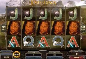 Slot machine online del Signore degli Anelli