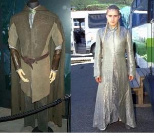 Costumi dell'elfo Legolas