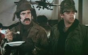Elliott Gould in M.A.S.H.