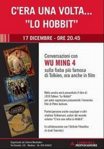 Evento presentazione libro a Modena