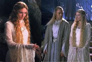 Elfi: Galadriel e Celeborn
