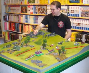 "Games Workshop: una partita al gioco ""The Hobbit"""