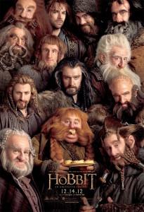 Lo Hobbit: Poster dei Nani