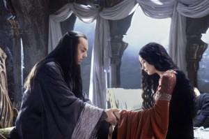 Elfi: Elrond e Arwen