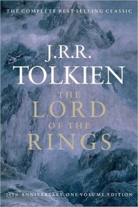 copertina Lord of the Rings
