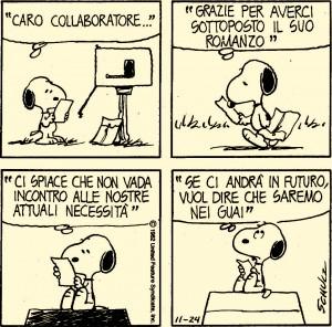 Peanuts: Snoopy scrittore