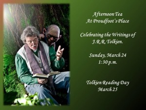 """Tolkien Reading Day"" di Peter Kenny"