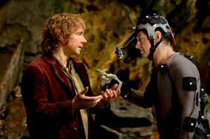 Film: Gollum e Bilbo Baggins