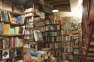 Libreria a Parigi