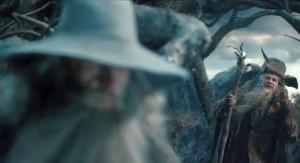 Film: Radagast e Gandalf