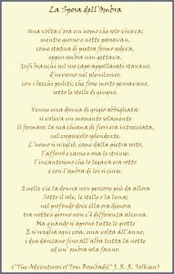 Poesie: La Sposa dell'ombra