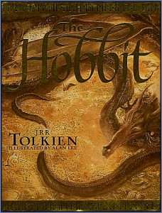 Hobbit illustrato di Alan Lee