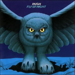 Musica: Rush Fly by night